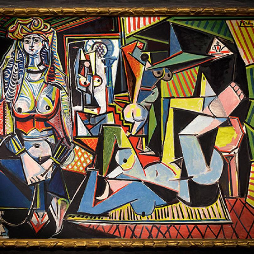 Picassovy Alžírské ženy jsou čerstvě druhým nejdražším obrazem. Vydražil se za 179,4 milionu dolarů, tedy 3,9 miliardy korun, v roce 2015.