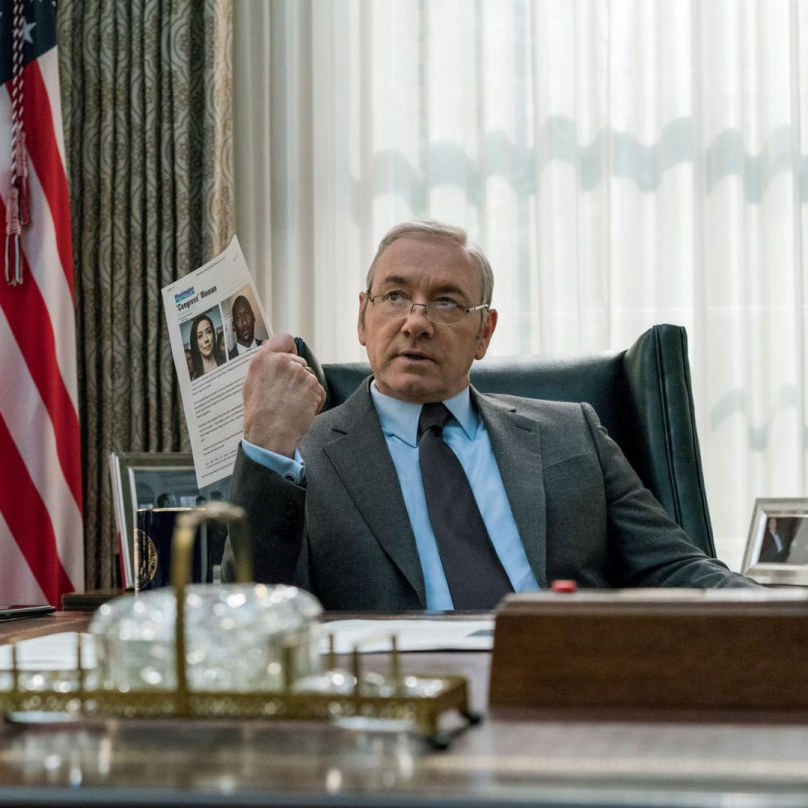 Foto ze seriálu House of Cards