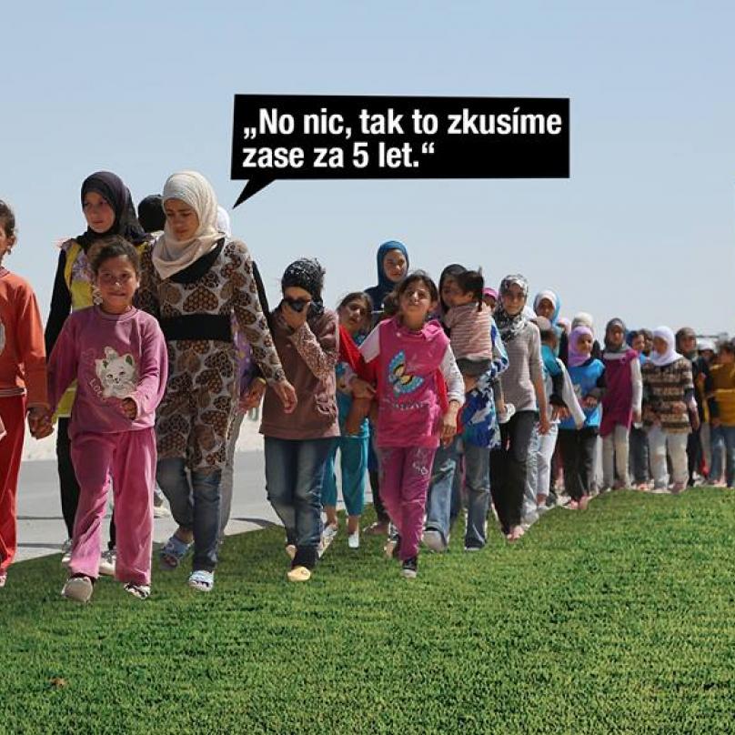 Imigranti opouští ČR