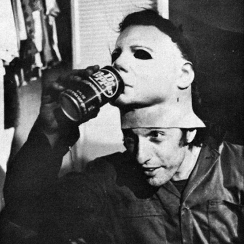 Halloween: Ta maska je fakt maska?