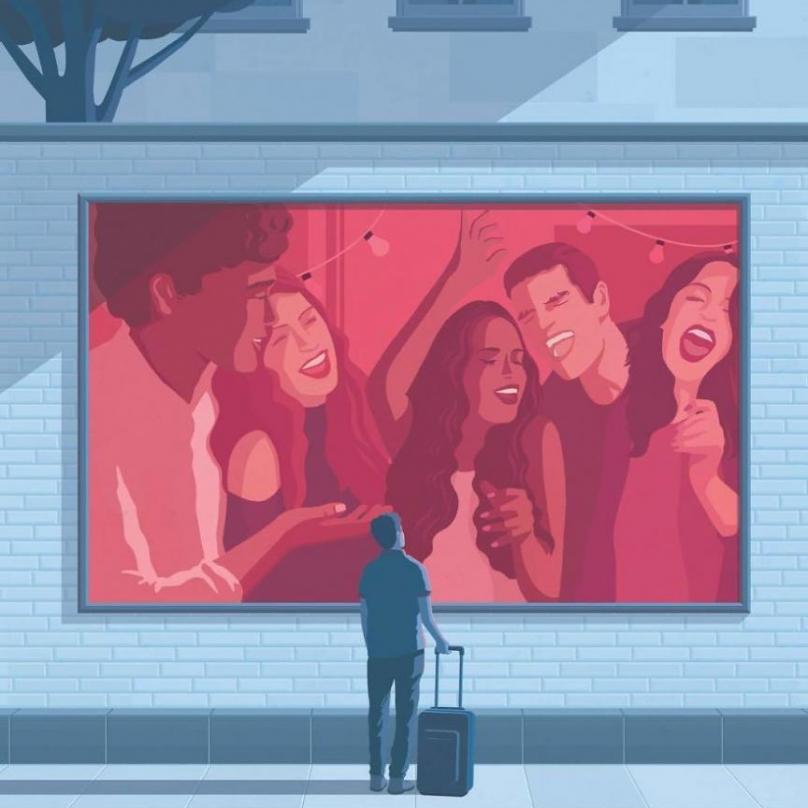 Sociální média a osamělost