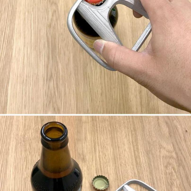 Celý svět se skládá z otvíráků na pivo.