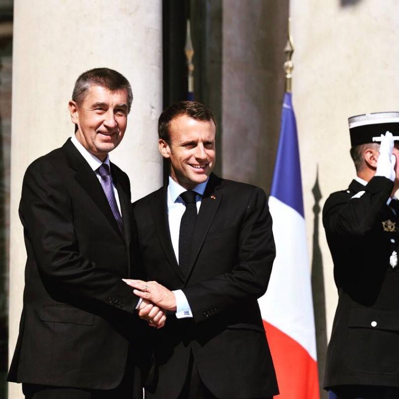 Andrej Babiš právě vyhlásil válku Francii a přesto mu stoupají preference