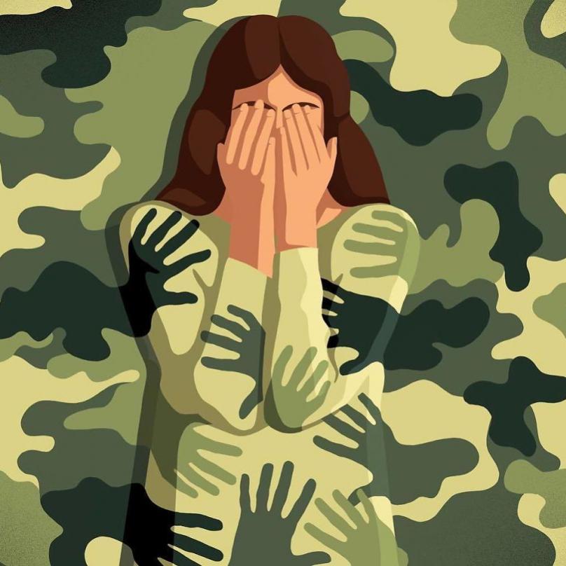 Sexuální obtěžování v armádě