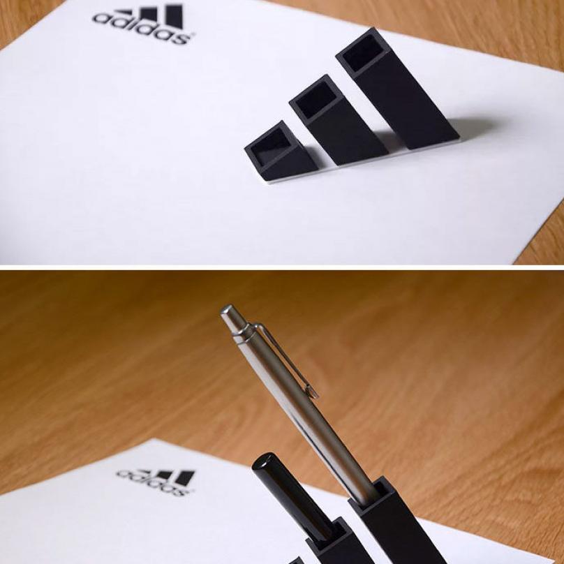Čím víc proužků tím víc Adidas.