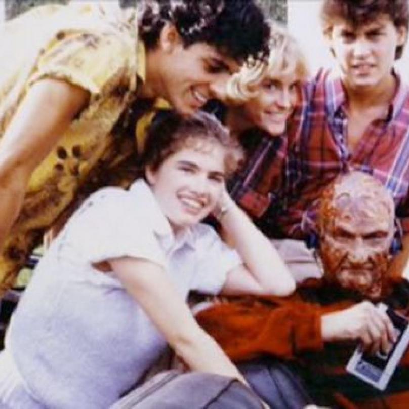 Noční můra v Elm Street: Freddy Krueger měl taky walkmana?