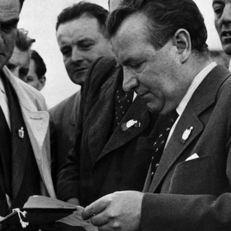 Slánský patřil ke strůjcům komunistického teroru, pak ho popravili v rámci vykonstruovaného procesu.