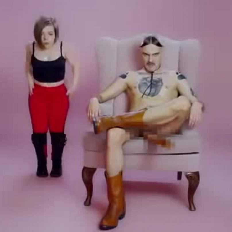 hubená máčící sex video