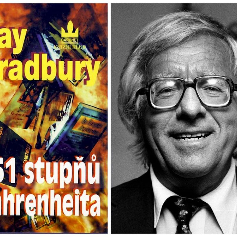Ray Bradbury a jeho nejzásadnější dílo.