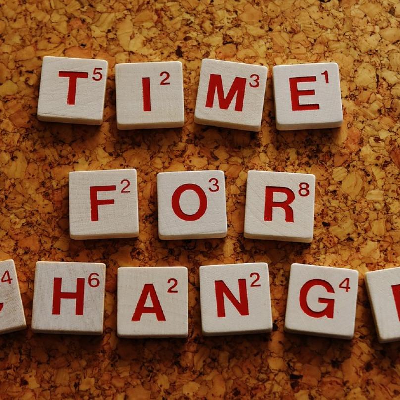 Nastal čas na změnu?