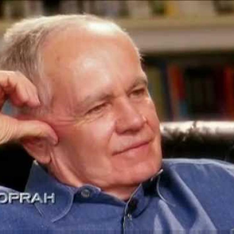Cormac McCarthy u Oprah.