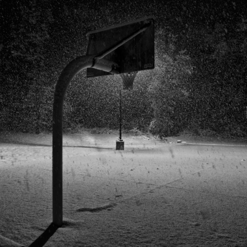 Lední basketbal by mohlo být řešení
