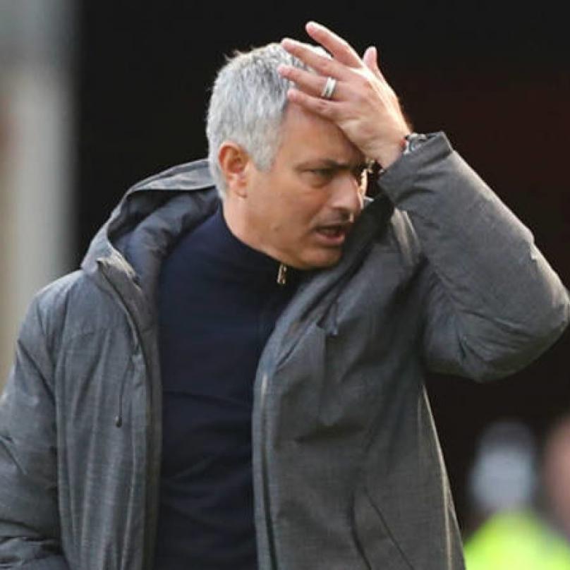 Mourinho tomu pořád nemůže uvěřit