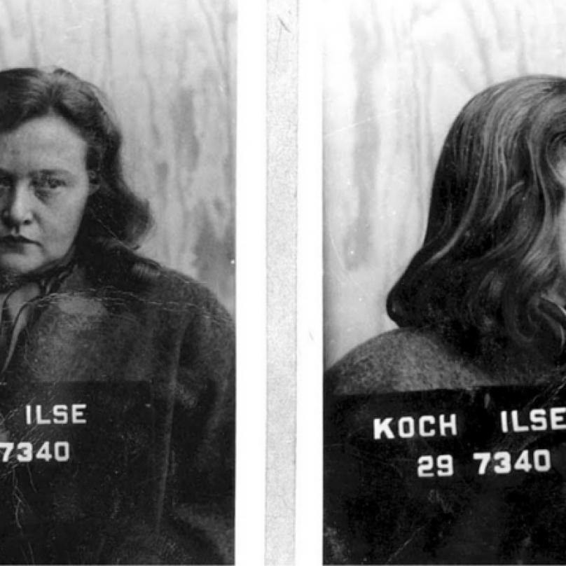 Rozkošná dáma, co říkáte? Ilse byla po válce odsouzena nejprve na čtyři roky, pak na doživotí. Nakonec spáchala sebevraždu.