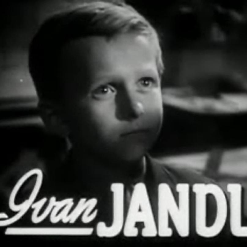 Ivan Jandl je jediným hercem českého původu, který dostal Oscara. Ve filmu Poznamenaní hrál v jedenácti letech.