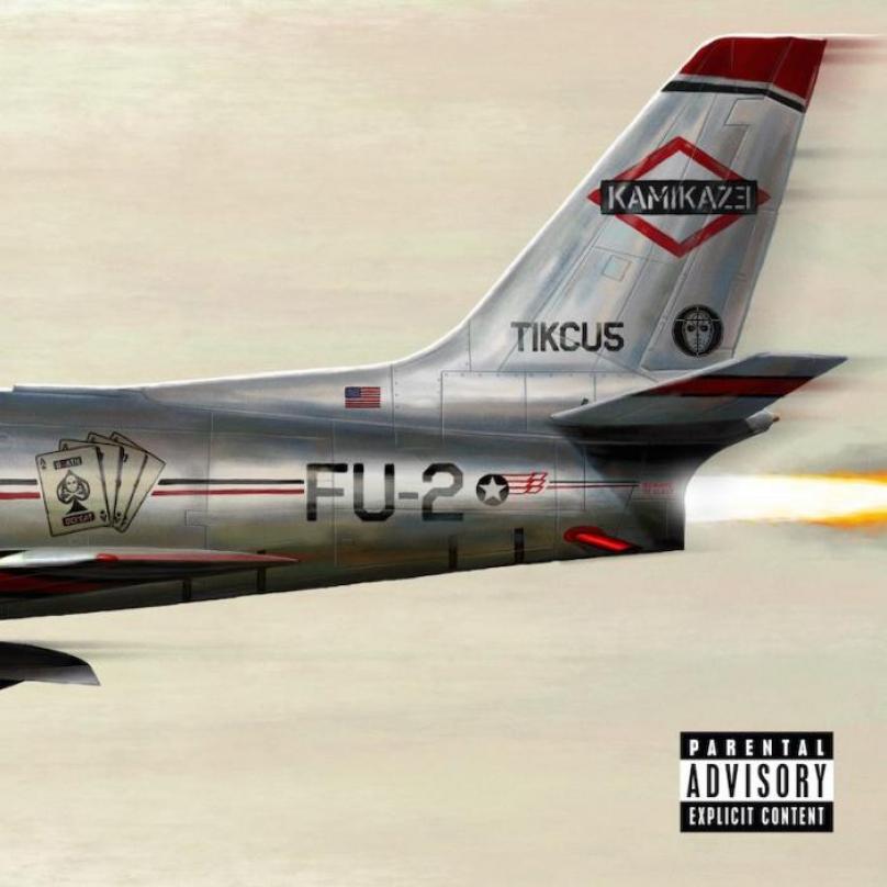 deska Kamikaze od Eminema