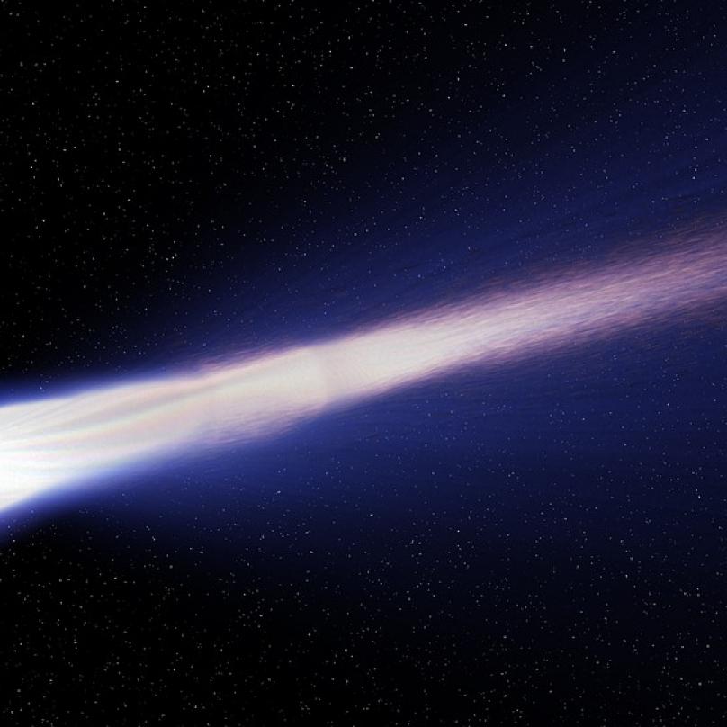 Mohlo se jednat o kometu?