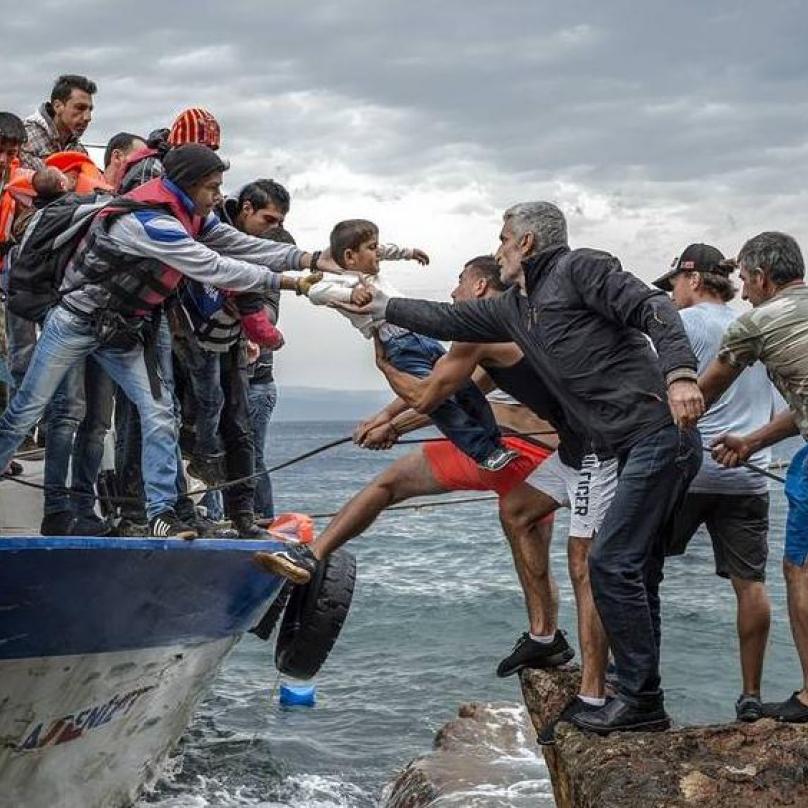 Vlastizrádci jsou všichni, kdo by nepotápěli lodě s uprchlíky