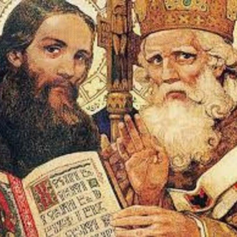 5. července v Česku oslavujeme státní svátek Den slovanských věrozvěstů Cyrila a Metoděje.