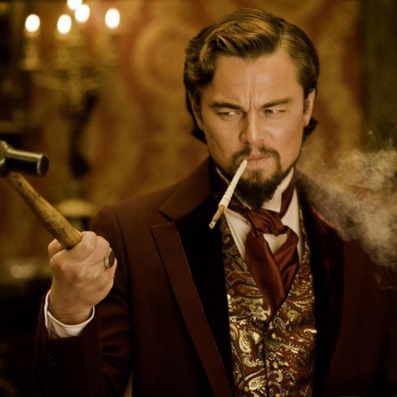 DiCaprio a Tarantino spolu pracovali už na filmu Nepsoutaný Django.