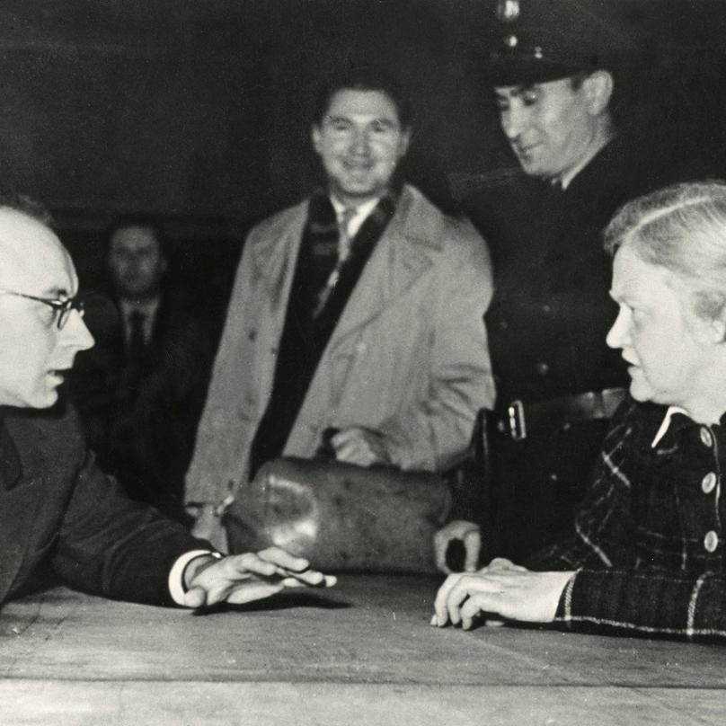Manželka hlavního dozorce v Buchenwaldu Ilse měla pod palcem celé ženské oddělení.