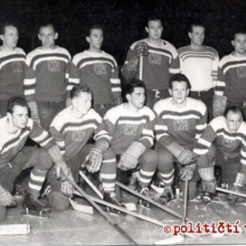 Osud československého týmu zpečetilo pár nadávek v hospodě u piva.