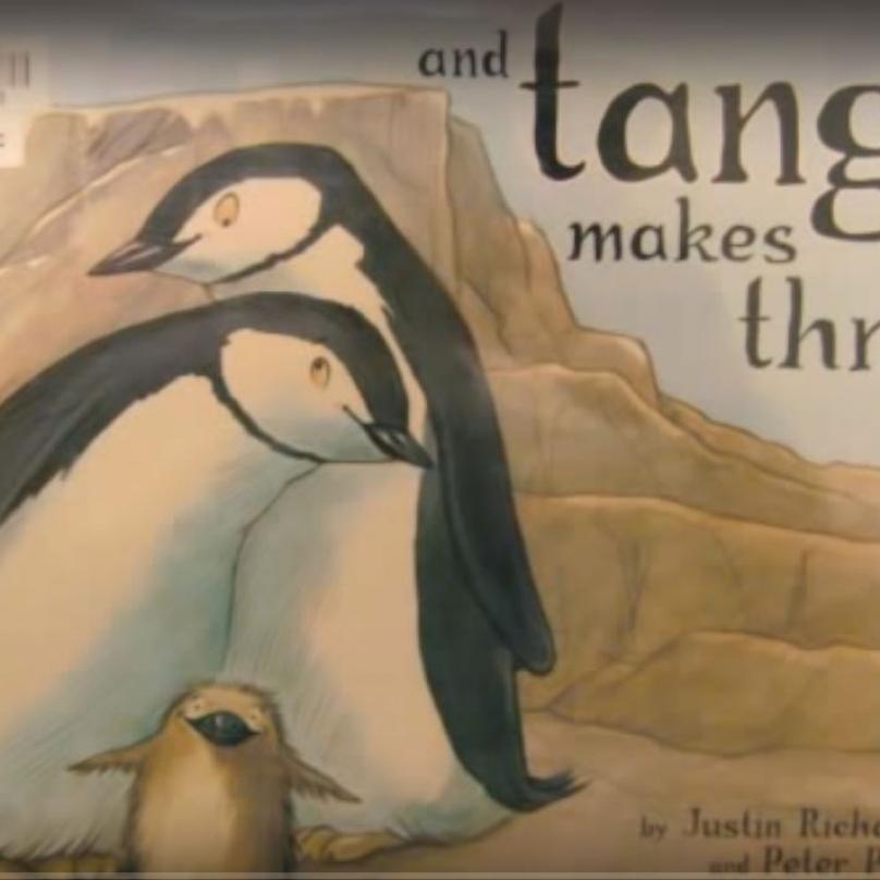 V USA často diskutovaná knížka pro děti.