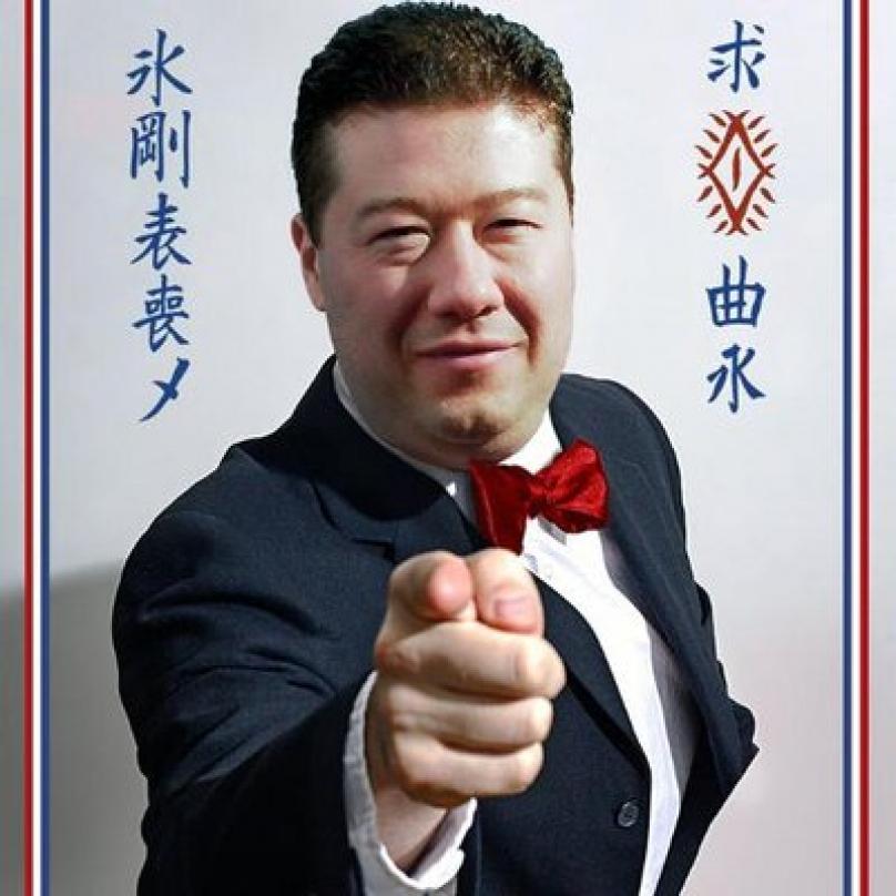 Tomio Okamura musel povolat specialistu, aby jeho poslancům vysvětlil, co to je perioda
