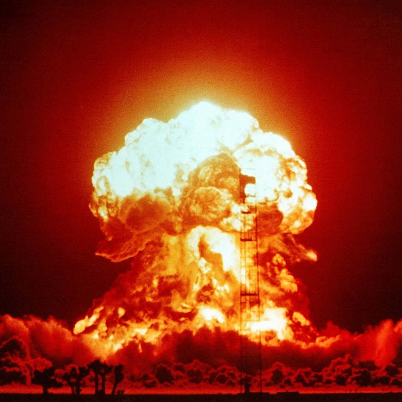 Mohlo se jednat o jaderný výbuch?