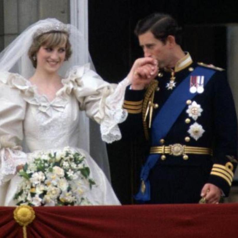 Svatba Diany a Charlese byla svého času nejdražší královskou svatbou v dějinách britské monarchie.