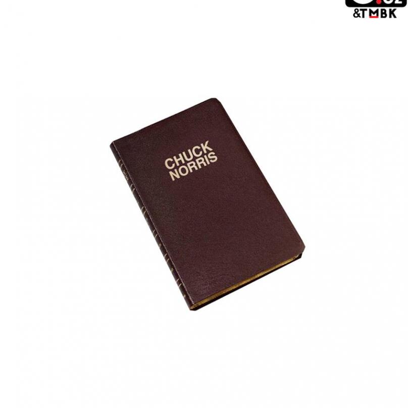 Chuck Norris je něco jako Otec, Syn a Duch svatý v jedné osobě.