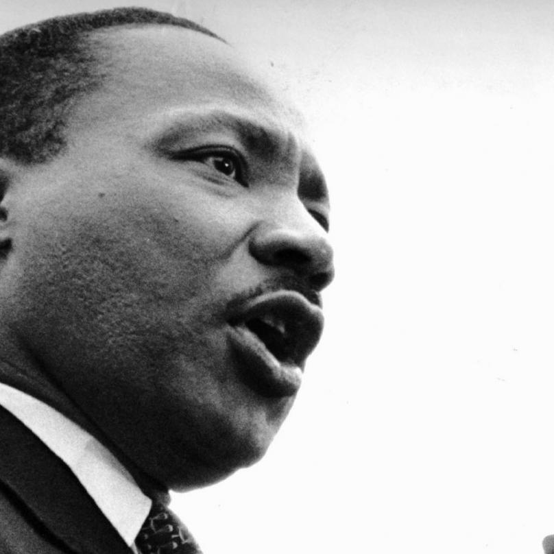Tenhle pán je pro nás frajer – měl sen, nelhal, neschovával se a za svůj boj za práva amerických černochů nechtěl prachy