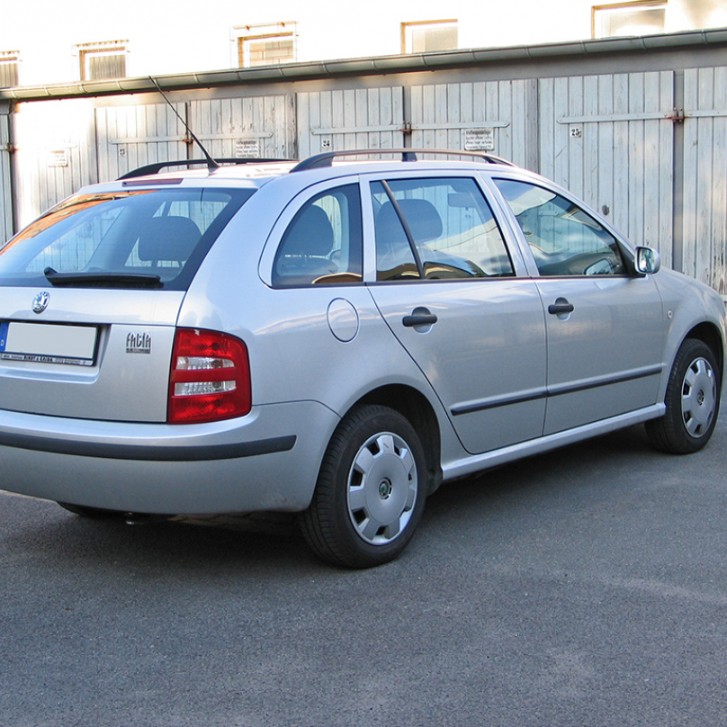 Škoda Fabia Combi I