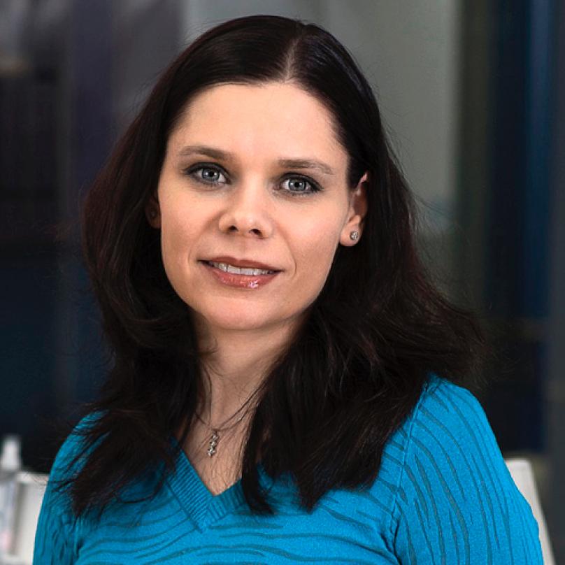 Genetička Lucie Benešová