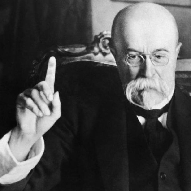 Co se délky působení v prezidentském úřadu týče, je Masaryk českým rekordmanem.