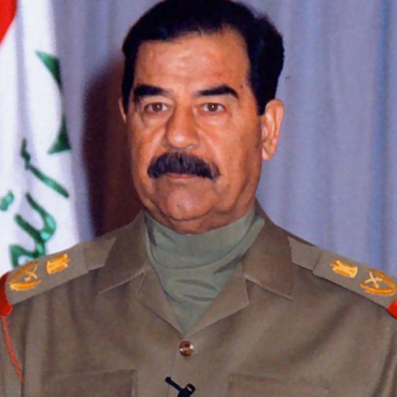 Irácký diktátor Saddám Husajn se na počátku devadesátých let stal veřejným nepřítelem číslo jedna.