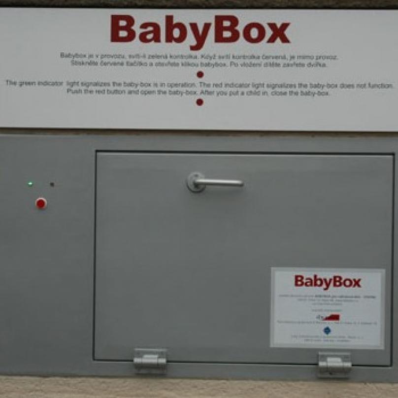 Vím, kde je nejbližší babybox?