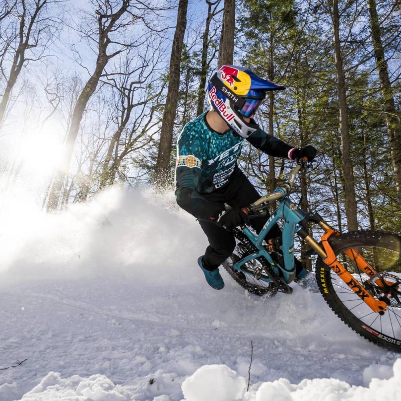 Ježdění na sněhu – vo tom to je