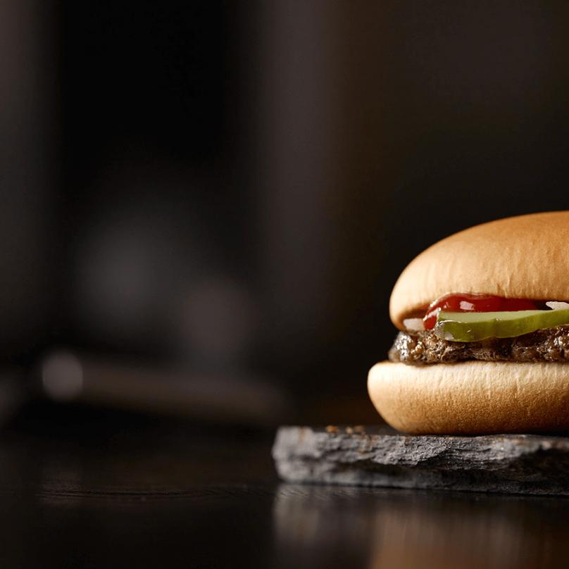 McDonald´s během sekundy prodá 75 hamburgerů.