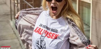 Jedna z nejpopulárnějších českých pornohereček současnosti Angel Wicky je na to, že je Češka, náležitě hrdá.