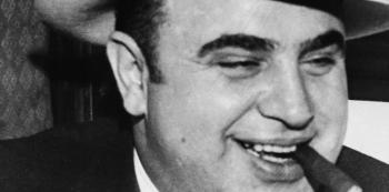 Al Capone patřil během prohibice mezi největší mafiánské bosse.