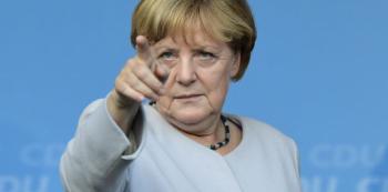 Německá kancléřka Angela Merkelová jasně řekla, že USA a Velkou Británii nepovažuje za partnery.