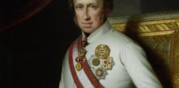 Ferdinand I. Habsburský řečený Dobrotivý byl posledním panovníkem, který se nechal korunovat českým králem. Jeho nástupci sice formálně Česku vládli, korunu ale nikdy oficiálně nepřijali.