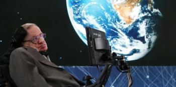 Jestli chce lidstvo přežít, musí do 100 let opustit Zemi. Tak zní nemilosrdný verdikt Stephena Hawkinga.