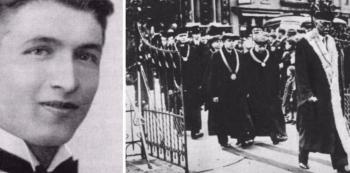 Pohřbu Jana Opletala se účastnily tisíce lidí, a tak setkání přerostlo v další protinacistickou akci.