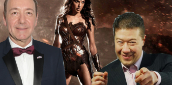 Kauza Kevina Spaceyho, Okamura u moci, kasovní úspěch Wonder Woman - to vše jsou výrazné události roku 2017, ze kterých bychom se měli poučit.