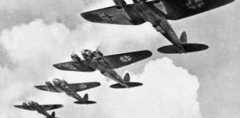 Německé bombardéry Heinkel He 111
