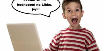 Líbímseti aka Líbko, předchůdce Tinderu obohacený o diskuzní fóra.