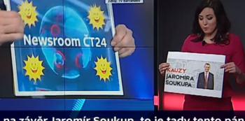 Kauza Barrandov versus Česká televize pokračuje. Fakt nás zajímá, kam až se to bude vyvíjet.