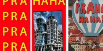 Praha haha.